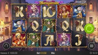 Royal Masquerade Playn GO