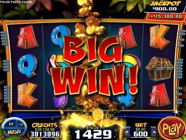 Conga Party Slot Big Win