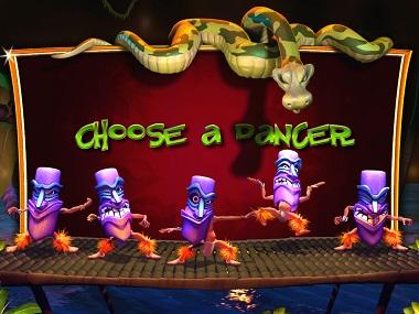 Conga Party Slot Dancer