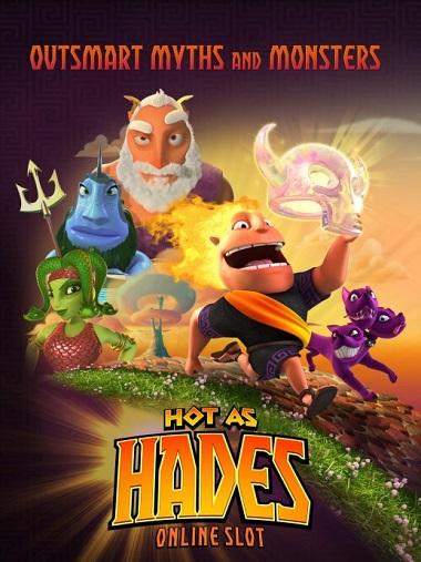 Hot as Hades Online Slot