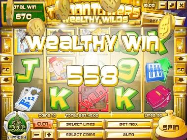 Tycoon Towers Slot Big Win