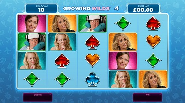 Bridesmaids Slot Free Spins