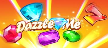 Dazzle Me Banner