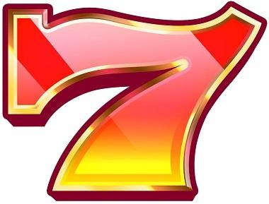Dazzle Me Seven Symbol
