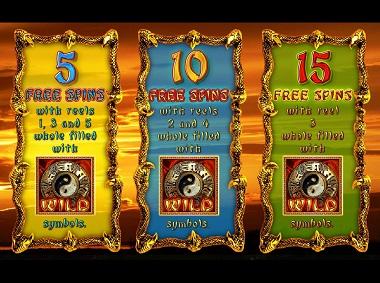 Great Empire Slot Bonus