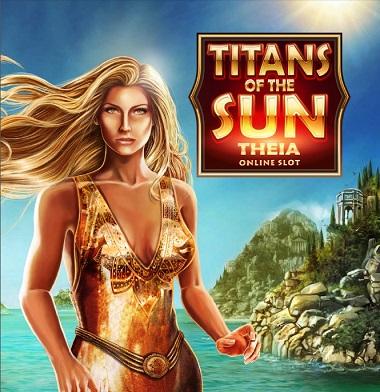 Titans Of The Sun Theia Slot