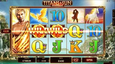 Titans of the Sun Hyperion Slot 2