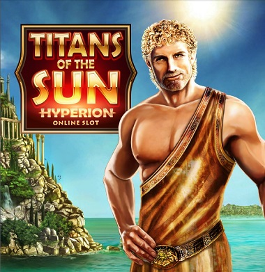 Titans of the Sun Hyperion Slot