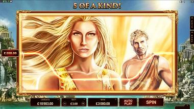 Titans of the Sun Theia Slot 3