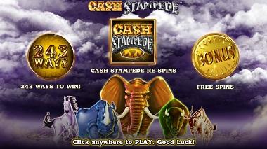 Cash Stampede Slot 1