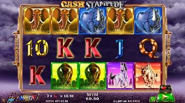Cash Stampede Slot 2