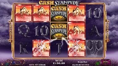 Cash Stampede Slot 3