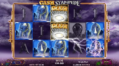 Cash Stampede Slot 4