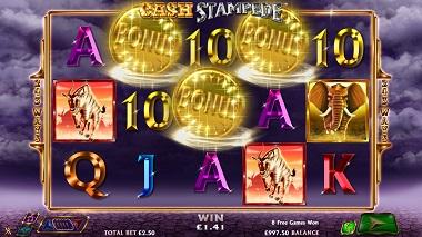 Cash Stampede Slot 5