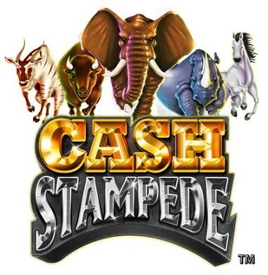 cash stampede slots