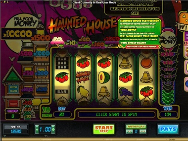 Haunted House Slot 2