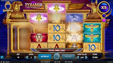 Pyramid Quest For Immortality NetEnt 2