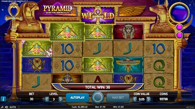 Pyramid Quest For Immortality NetEnt 3