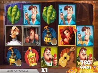 Taco Brothers Slot 5