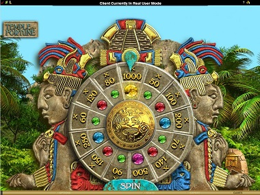 Temple of Fortune Slot 2