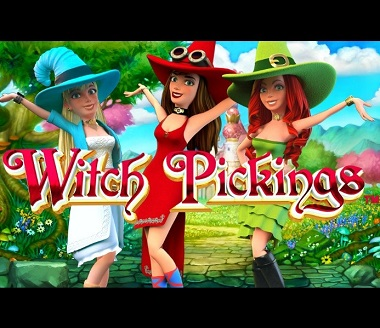 Witch Pickings Slot 1
