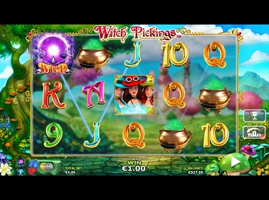 Witch Pickings Slot 2
