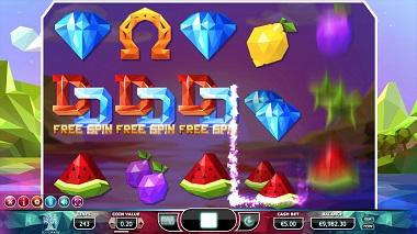 Doubles Slot Yggdrasil 3