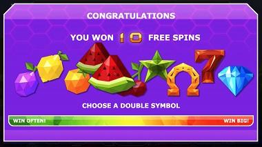 Doubles Slot Yggdrasil 4
