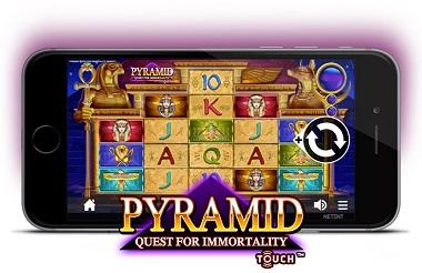 Pyramid Slot NetEnt 1