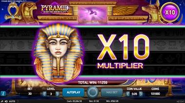 Pyramid Slot NetEnt 2