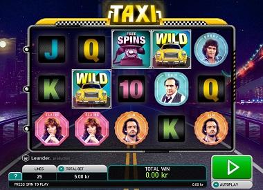 Taxi Slot Leander 2