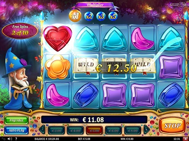 Wizard Of Gems Play'n GO Slot 2