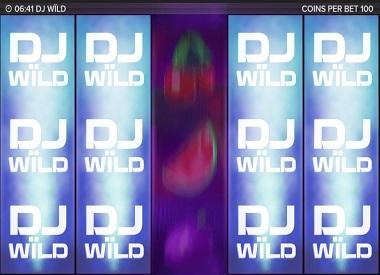 DJ Wild Slot Elk Studios 4