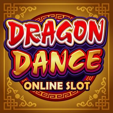 Dragon Dance Slot Logo