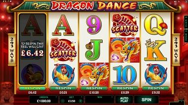 Dragon Dance Slot Microgaming