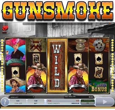Gunsmoke Slot 2 By 2 Gaming