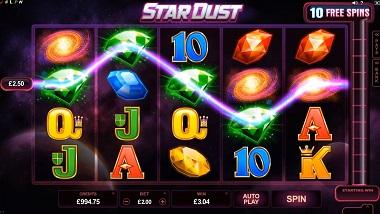Stardust Slot Microgaming 3