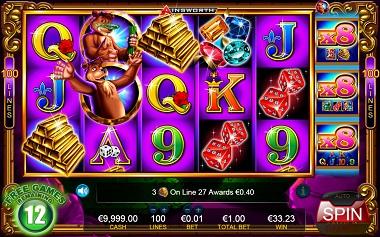 Cash Cave Slot Ainsworth 1