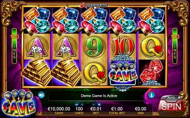 Cash Cave Slot Ainsworth 3