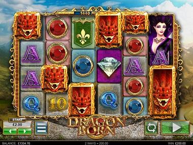 Dragon Born Slot Big Win