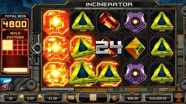 Incinerator Slot Yggdrasil 2