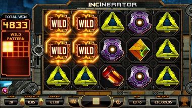 Incinerator Slot Yggdrasil 3