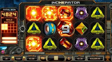 Incinerator Yggdrasil Slot 2