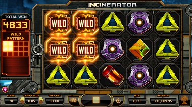 Incinerator Yggdrasil