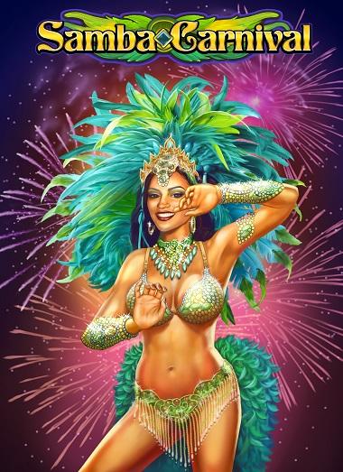 Samba Carnival Play'n GO Slot