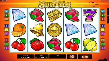 SunTide Slot Microgaming 1