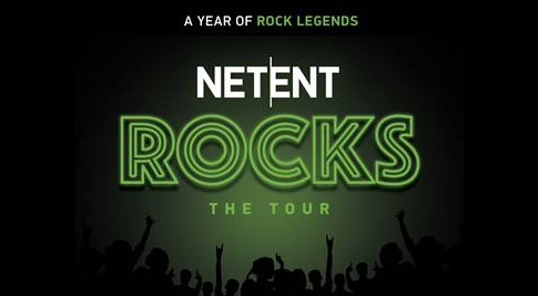 Netent Rocks The Tour