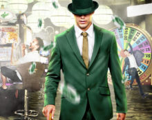 Mr. Green – Bespoke London holiday & £10K in Cash Prizes