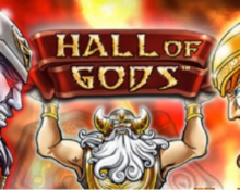 Hall of Gods Touch™ – Epic Slot goes mobile!