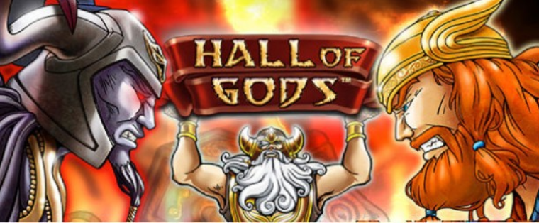 Hall of Gods™ Progressive Slot
